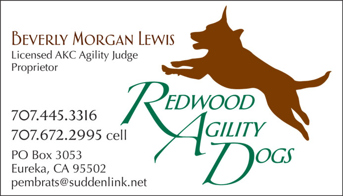 Redwood Agility Dogs